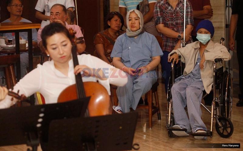 Hibur Pasien dengan Musik Orkestra