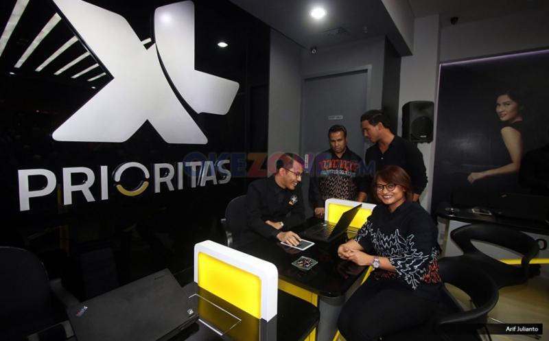 XL Buka Pusat Layanan Khusus Pascabayar