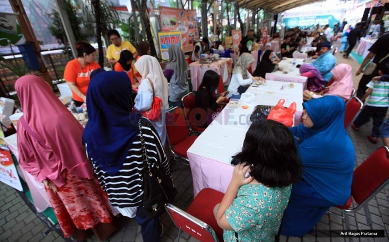 Festival Halal Food 2016 Ramai Pengunjung