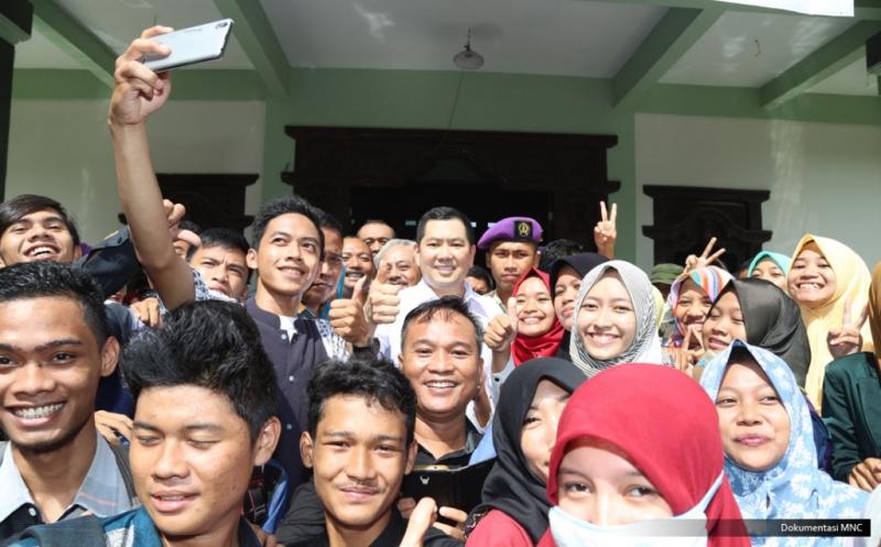 Hary Tanoe Ajak Mahasiswa UNISNU Jepara Majukan Indonesia
