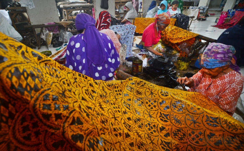 Target Ekspor Batik ke Amerika Serikat pada 2019