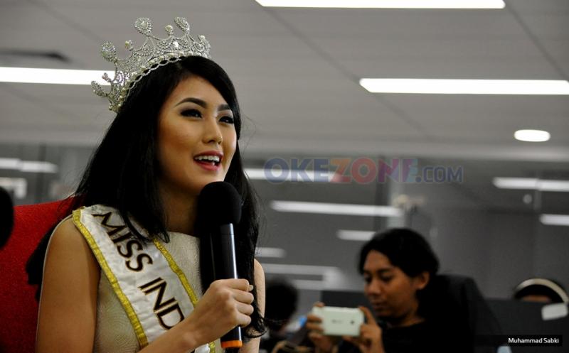 Hot Seat bersama Runner Up 2 Miss World 2016 Natasha Mannuela