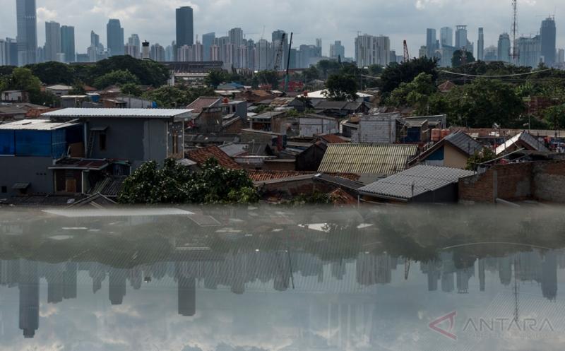 BPS Catat 48,91% Penduduk DKI Jakarta Belum Punya Rumah