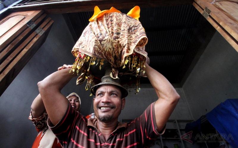Bu Kulah Sajian Kuliner Tradisi Maulid ala Serambi Makkah