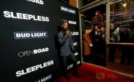 Jamie Foxx Hadiri Peluncuran Steepless
