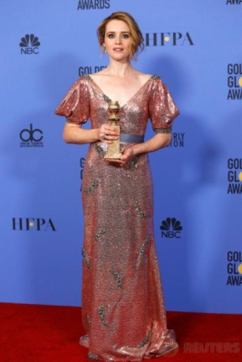 Lewat The Crown, Claire Foy Sabet Aktris Terbaik Serial Drama Televisi