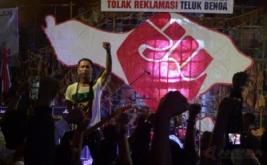 Konser Musik Bali Tolak Reklamasi