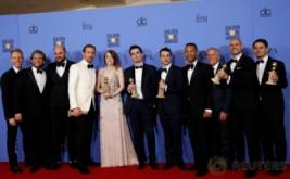 La La Land Borong Penghargaan Golden Globe Awards 2017