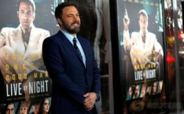 Ben Affleck, Sutradara Sekaligus Aktor Utama Film Live by Night