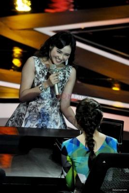 Sukses Bawakan Lagu Rossa, Fauziyah Raih Vote 93%