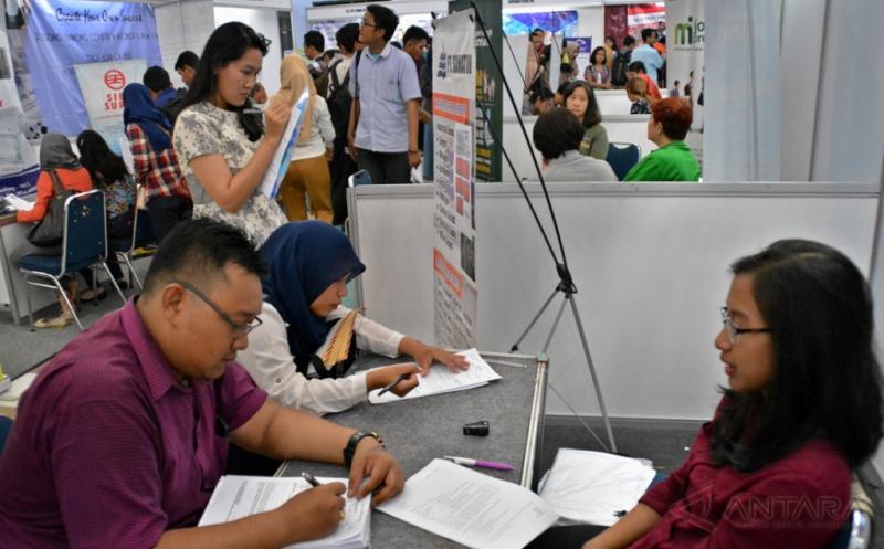 Bursa Kerja Semarang Hadirkan Ribuan Lowongan Pekerjaan