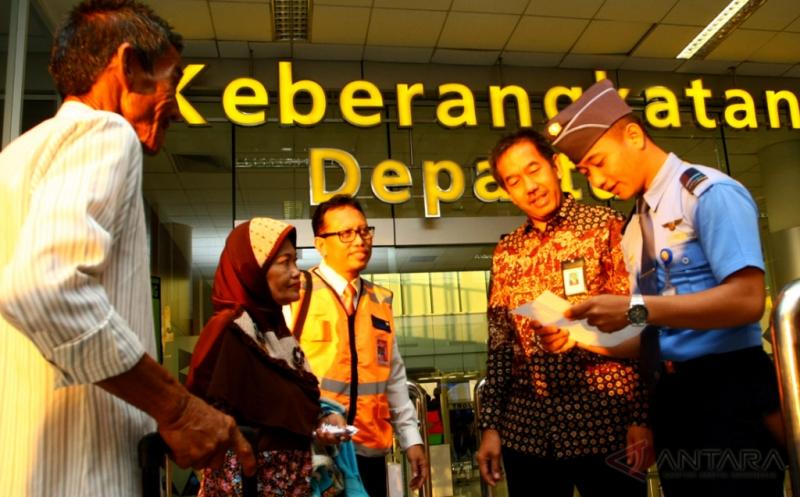 Tampilan Baru Bandara Depati Amir Pangkal Pinang