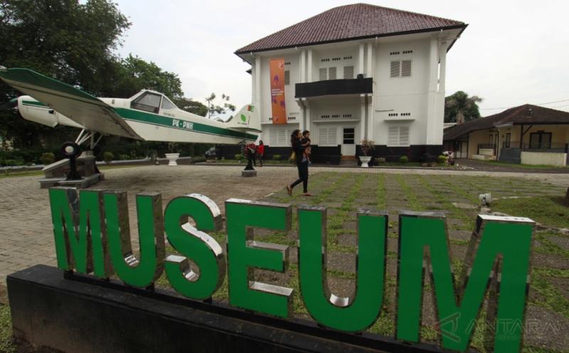 Perjalanan Panjang Perkebunan Indonesia Tertuang di Museum Ini