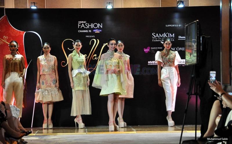 Fashion Show Sorella Luna Karya Jeany Ang