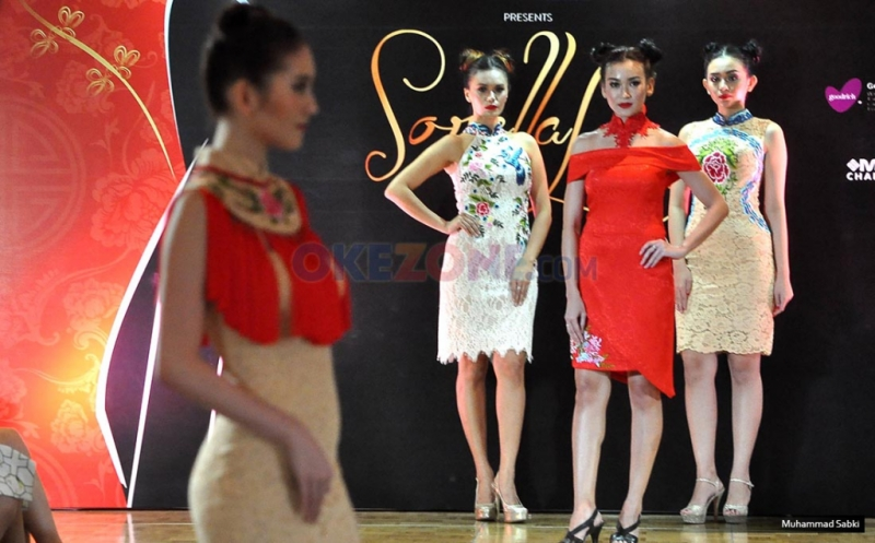 Fashion Show Sorella Luna Karya Devy Rose