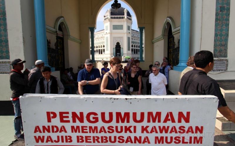Kunjungan Wisatawan Mancanegara Ditargetkan Naik 3 Juta pada 2017