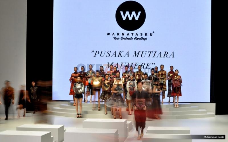 IFW 2017: Sajian Kental Budaya Indonesia dalam Pesona Mutiara Maumere