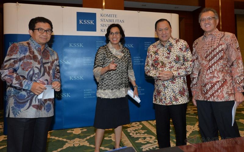 Kondisi Stabilitas Sistem Keuangan Triwulan IV 2016 Normal