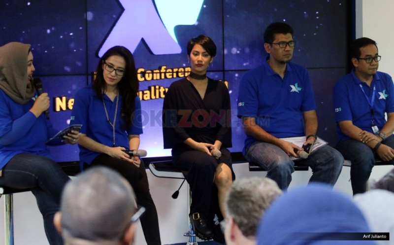 XL Tingkatkan Kualitas Koneksi dan Perluas Jaringan
