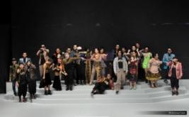 IFW 2017: Sederet Artis Tanah Air Pamerkan Busana House Of Asri Welas
