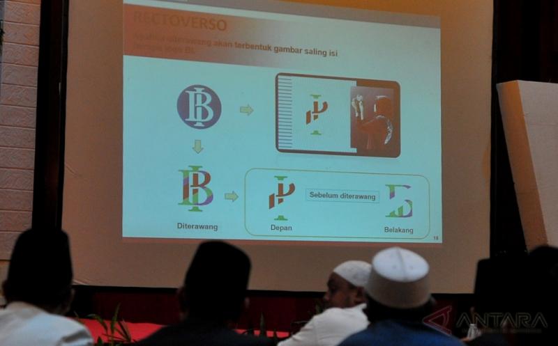 Sosialisasi Rupiah Baru ke Ulama dan Perwakilan Ormas Islam