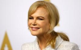 OSCAR 2017: Senyum Tipis Aktris Nicole Kidman