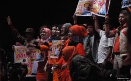 Pasutri Agung-Mieke Berhasil Taklukkan Panggung Super 12 Rising Star Indonesia