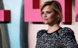 Aktris Reese Witherspoon Hadiri Pemutaran Perdana Big Little Lies