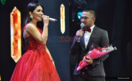 Suitt Suitt... Denada Dilamar Ikhsan di Seleb On News Awards 2017