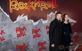 Hadiri Pemutaran Perdana Rock 'n Roll, Cotillard dan Canet Kompak Pakai Busana Hitam