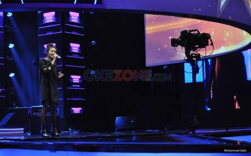 Fauziah Khalida Raih Vote Tertinggi di Super 10 Rising Star Indonesia
