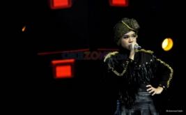Buka Stage Super 10 Rising Star Indonesia, Anisa Raih Vote Terendah