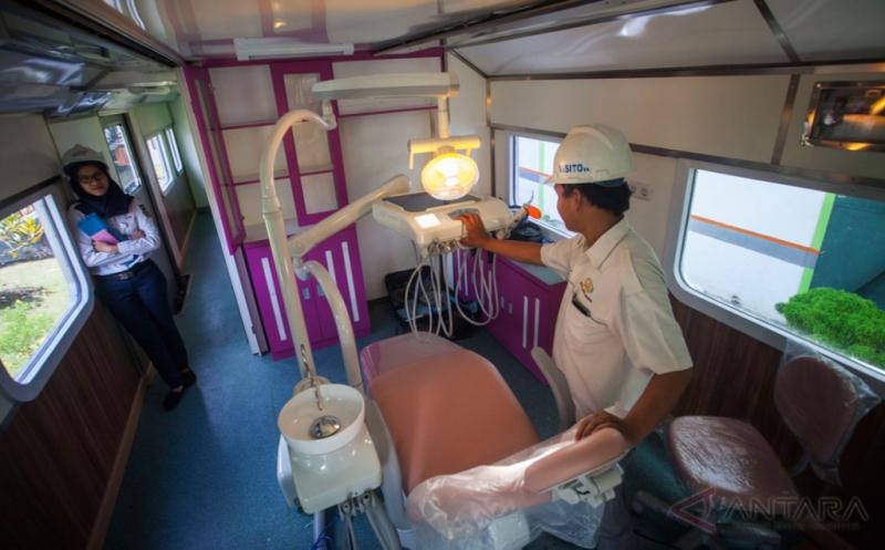 Bentuk Peningkatan Pelayanan Masyarakat, PT KAI Kembali Luncurkan Kereta Medis