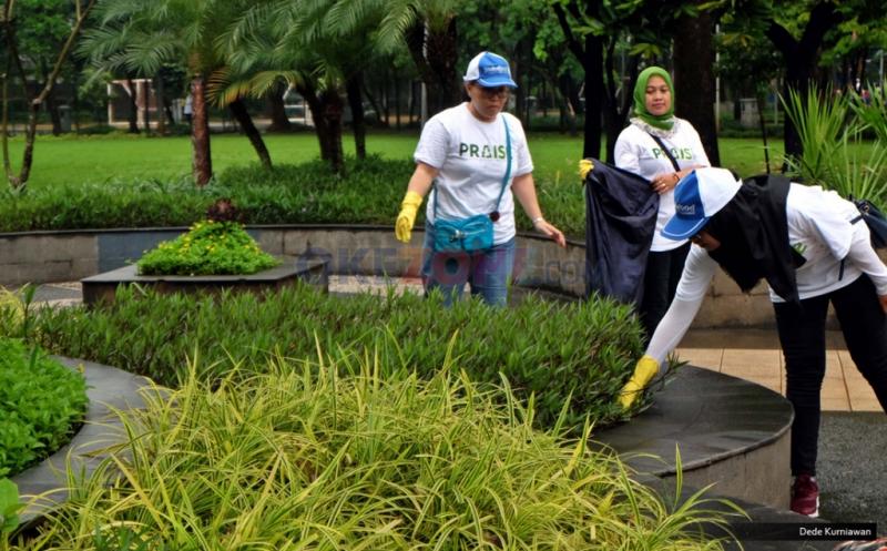 Aksi Gerakan Untuk Indonesia Bersih