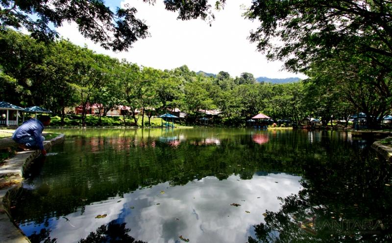 Pengembangan Objek Wisata Alam Lombongo Makan Dana Rp1,2 M
