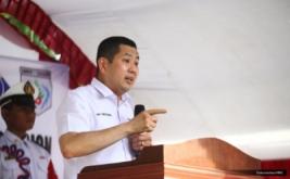 <p>  Chairman & CEO MNC Group Hary Tanoesoedibjo berbagi pengalaman dan wawasan kepada siswa SMKN 1 Ciasem, Subang, Jawa Barat, Rabu (22/2/2017).</p>