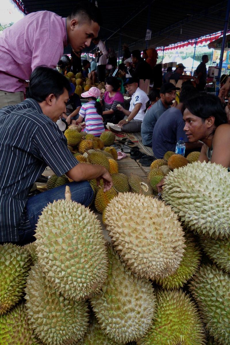 Festival Durian Semarang