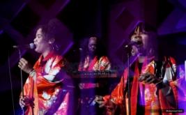 Aksi Panggung King di Java Jazz Festival 2017