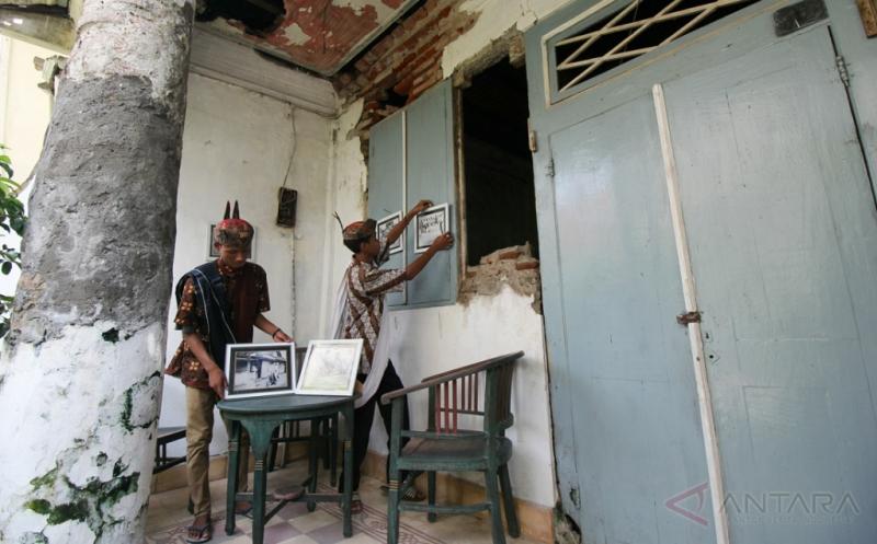 Bangunan Kuno di Kampung Ini Jadi Destinasi Wisata Sejarah