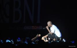 Ne-Yo Sukses Menghibur Penonton Java Jazz Festival