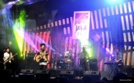 Ras Muhammad Bawakan Musik Reggae dengan Semangat Jazz