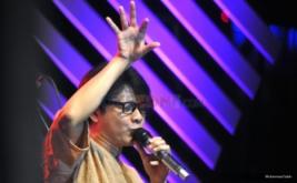 Penampilan Armand Maulana di Java Jazz Festival