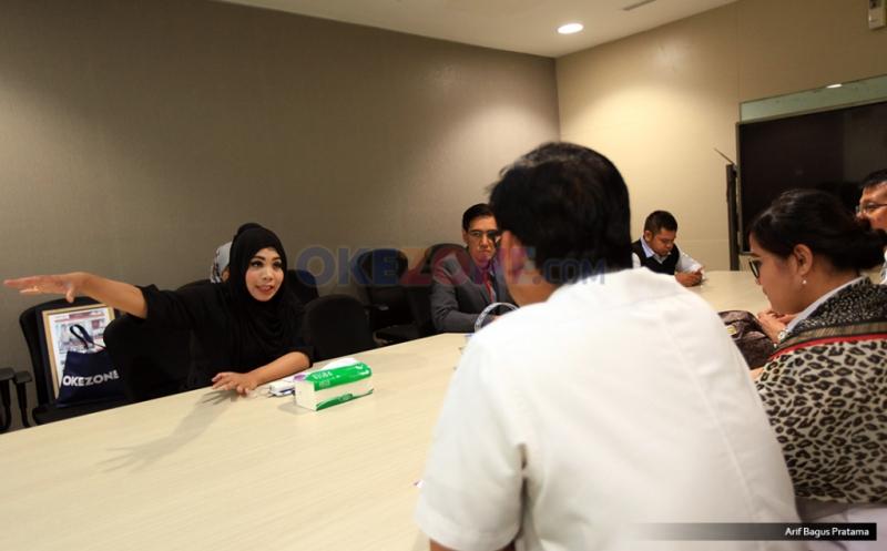 Bincang Santai Redaksi Okezone dengan Dirut KJC Muhammad Nurul Fadhila
