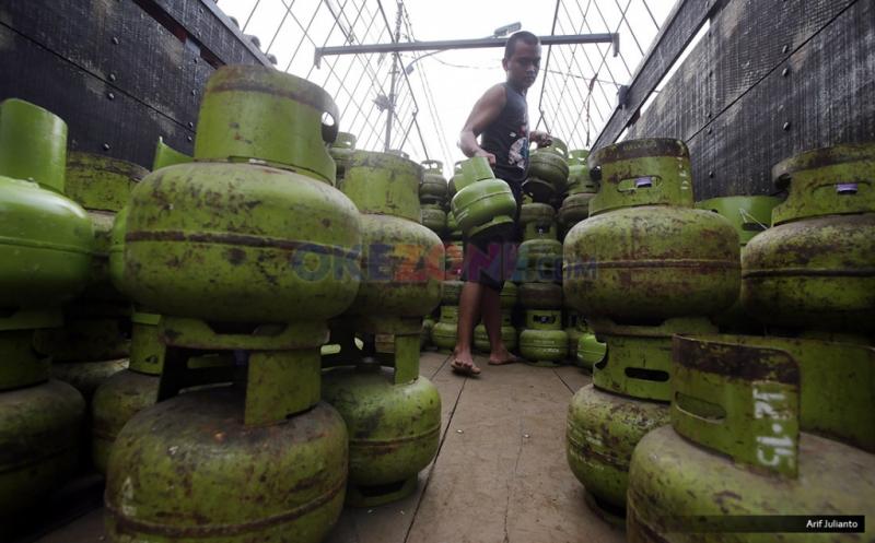 Subsidi Langsung Elpiji Melon Diterapkan Bertahap