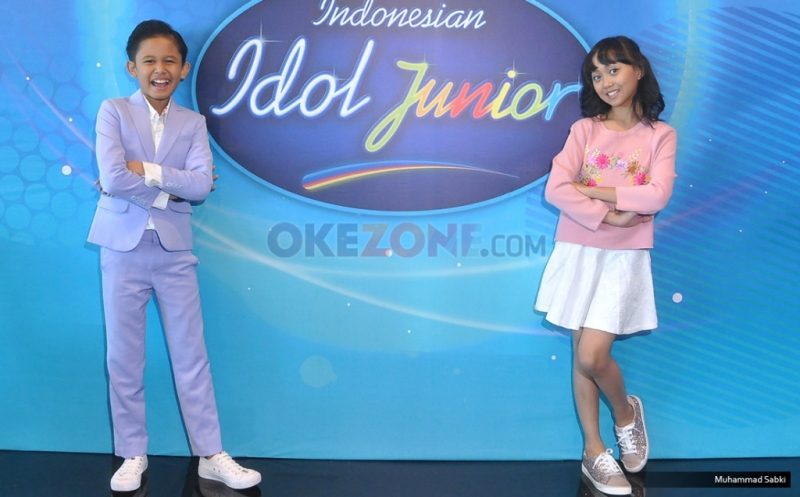Siapa Juara Indonesian Idol Junior Season 2, Navis atau Sharon?