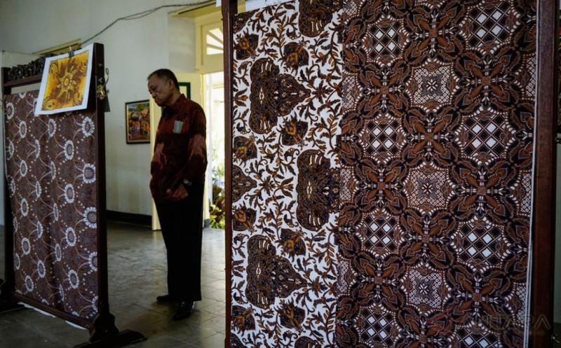 Pameran Batik Meriahkan Peringatan Hadeging Kadipaten Pakualaman