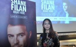 Gloria Jessica Bangga Bisa Duet Bareng Shane Filan
