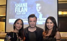 Shane Filan Bakal Pukau Penggemar Indonesia