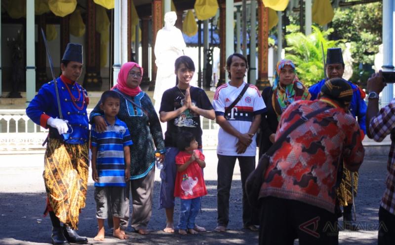 2017, Kota Solo Pasang Target 117.000 Kunjungan Wisatawan