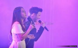 Konser, Shane Filan Duet dengan Penyanyi Jebolan The Voice Indonesia